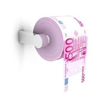 Carta Igienica Banconote 500 Euro