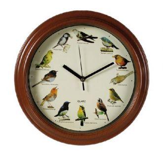 Orologio da Parete Melodia Uccello