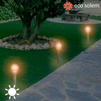 Lampada solare Eco Solem