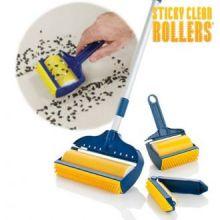 Rulli Sticky Clean Rollers di Lanugine (3 Pezzi)