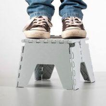 Sgabello Pieghevole Folding Stool