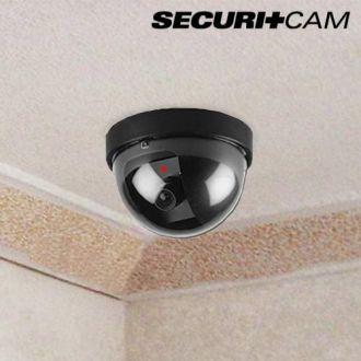Telecamera Finta di Sicurezza Domo Securitcam