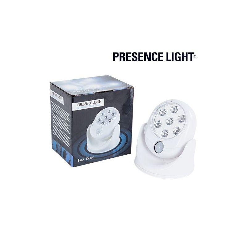 Lampada Con Sensore Di Movimento Presence Light