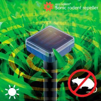 Repellente per Topi Eco Solem Solar