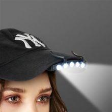 Luce LED per cappellino
