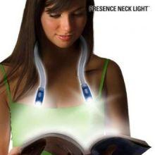Lampada da Lettura Flessibile a LED Presence Light