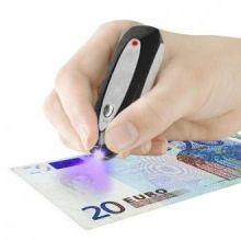 Rilevatore di Banconote False Banknote Check