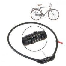 Lucchetto a Combinazione per Bicicletta