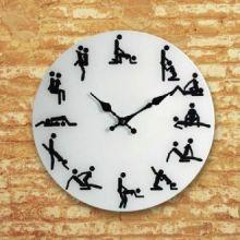 Orologio da Parete Kamasutra