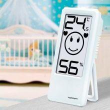 Termometro e Igrometro da Interni TopCom TH4675