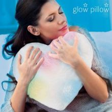 Cuscino Cuore LED Glow Pillow