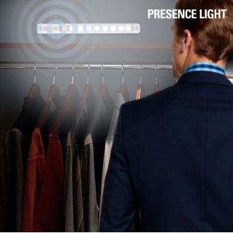 Tubo LED con Sensore di Movimento Presence Light