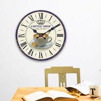 Orologio da Parete Coffee Shop