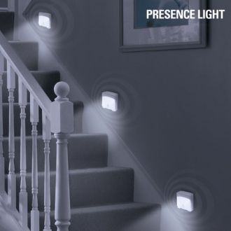 Luce LED con Sensore di Movimento Presence Light