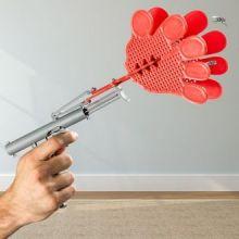 Pistola Acchiappamosche Mani