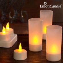 Candele LED Ricaricabili EmotiCandle (confezione da 6)