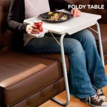 Tavolo pieghevole con portabicchieri Foldy Table