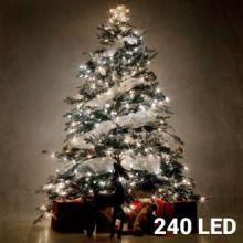 Luci di Natale Bianche (240 LED)