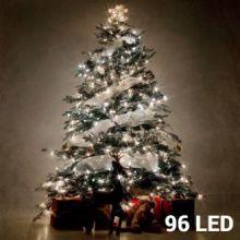 Luci di Natale Bianche (96 LED)