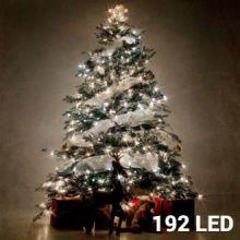 Luci di Natale Bianche (192 LED)