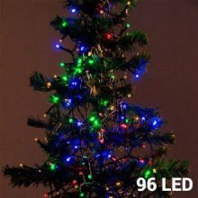 Luci di Natale Multicolor (96 LED)
