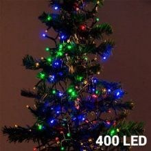 Luci di Natale multicolore (400 LED)