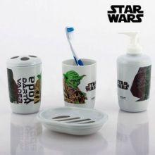 Accessori da Bagno Star Wars (4 pezzi)