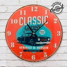Orologio da Parete Classic Garage