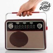Scatola Vintage Radio