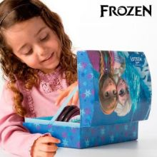 Portagioie XL con Specchio Frozen