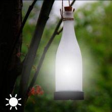 Lampada a luce solare Bottiglia