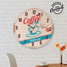 Orologio da Parete Coffee Endless Cup