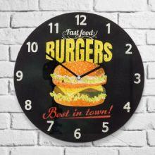 Orologio da Parete Burgers