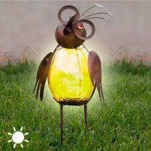 Lampada Solare Decorativa Bird