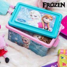 Contenitore Portagiochi Frozen (32 x 23 cm)