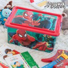 Contenitore Portagiochi Spiderman (45 x 32 cm)