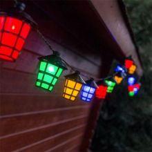 Ghirlanda LED Lanterne