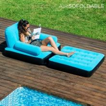 Poltrona Gonfiabile Allungabile Air·Sofoldable