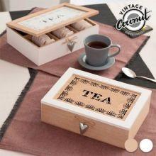 Scatola Vintage per Infusi Tea