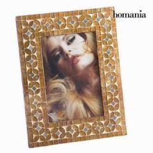 Portafoto mosaico dorato - Alhambra Collezione by Homania