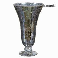 Vaso coppa mosaico cristallo - Alhambra Collezione by Homania