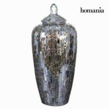 Anfora di cristallo mosaico - Alhambra Collezione by Homania