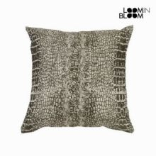 Cuscino serpente beige - Jungle Collezione by Loomin Bloom