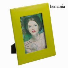 Portafoto alluminio verde - New York Collezione by Homania