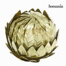 Sfera di metallo champagne - New York Collezione by Homania