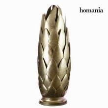 Figura di foglie di metallo - New York Collezione by Homania