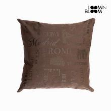 Cuscino londra marrone - Cities Collezione by Loomin Bloom
