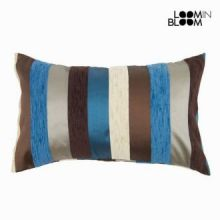 Cuscino motegi blu - Colored Lines Collezione by Loomin Bloom