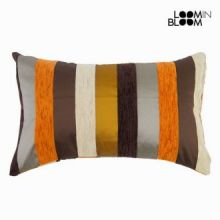 Cuscino motegi arancione - Colored Lines Collezione by Loomin Bloom