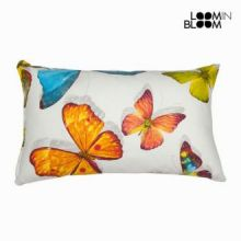 Cuscino butterfly - farfalle di tela by Loomin Bloom